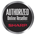 Electronic Express is an Authorized Sharp Dealer, The Offical HDTV of Major League Baseball